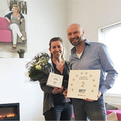 deVLOER wint 2e plaats publieksprijs 2017